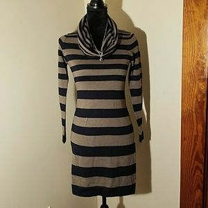 Sweater Dress from The Loft